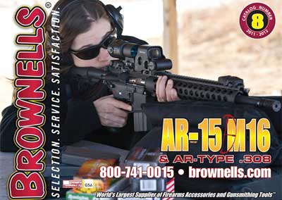 Brownells AR15, 308AR Catalog #8